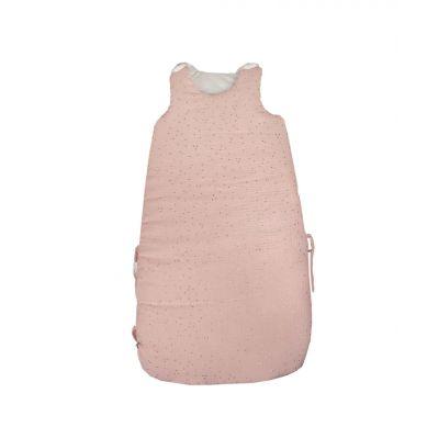 Muzpony - Śpiworek Niemowlęcy Blink Pink Jesienno-Zimowy 80cm