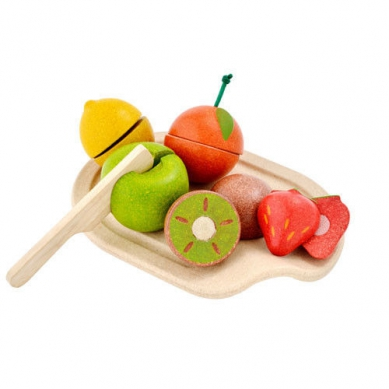 Plan Toys Owoce Do Krojenia z Deską
