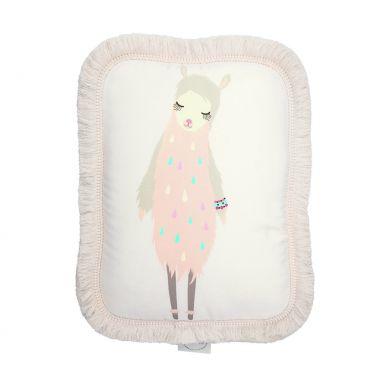 Maki Mon Ami - Ozdobna Poduszka z Frędzlami Lama Mila