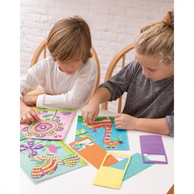 Apli Kids - Zestaw Artystyczny Mozaika Motylek