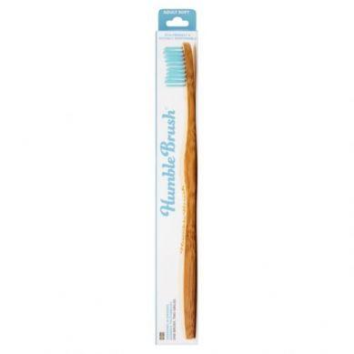 Humble Brush - Bambusowa Szczoteczka do Zębów Soft Niebieska
