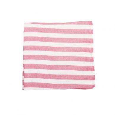 Baby Bites - Pieluszka Muślinowa 120x120 cm Sailor Pink