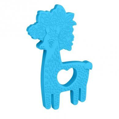 Manhattan Toy - Silikonowy Gryzak Lama 0m+