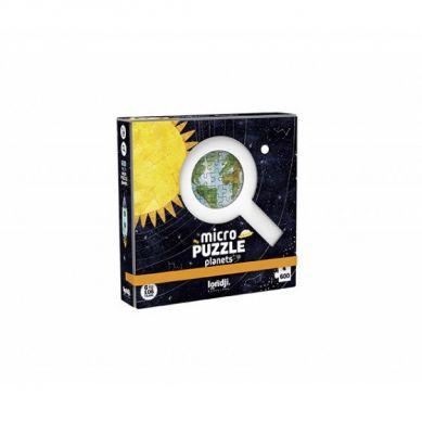 Londji - Mikro Puzzle 600 el. Odkrywaj Planety 3+