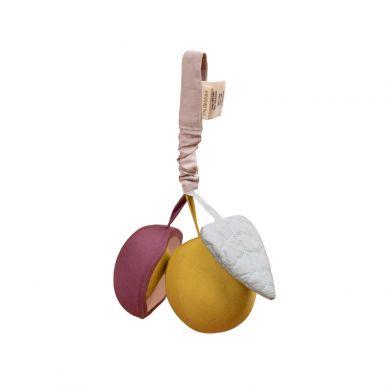 Filibabba - Lusterko Sensoryczne Berry Plum 0m+