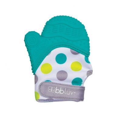 Bblüv - Rękawiczka-gryzaczek Glüv Niebieska