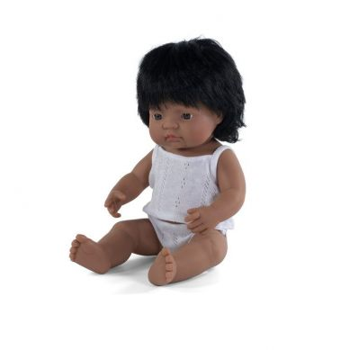 Miniland - Lalka Dziewczynka Hiszpanka 38cm