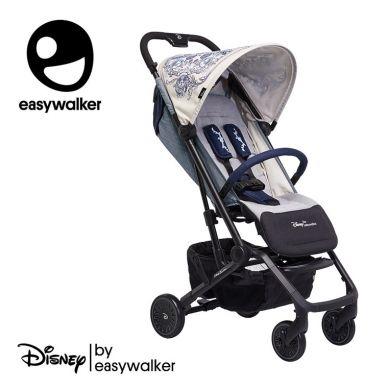 Disney by Easywalker - Buggy XS Wózek Spacerowy z Osłonką Przeciwdeszczową Mickey Ornament