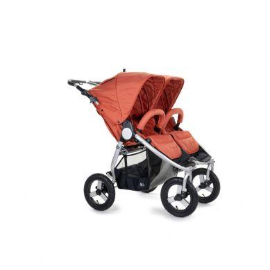 Bumbleride - Wózek Podwójny Indie Twin (2020) Clay