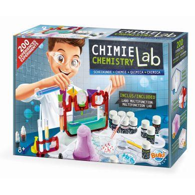 BUKI - Laboratorium Chemiczne 200 Eksperymentów