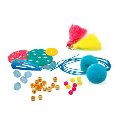 Djeco - Zestaw Kreatywny Biżuteria Vitamins