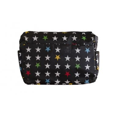 My Bag's - Torba do Wózka Flap Bag My Star's Black