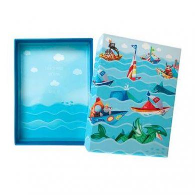 Box Candiy - Zestaw Artystyczny Origami Statki i Podwodny Świat 6+