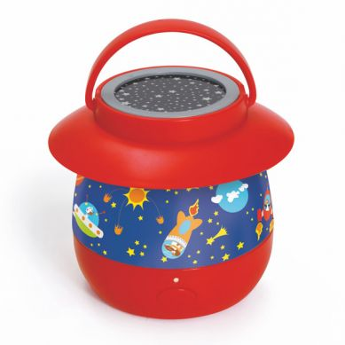 Scratch - Nocna Lampka Kosmos z Projektorem