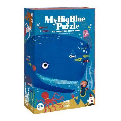 Londji - Puzzle My Big Blue 3+