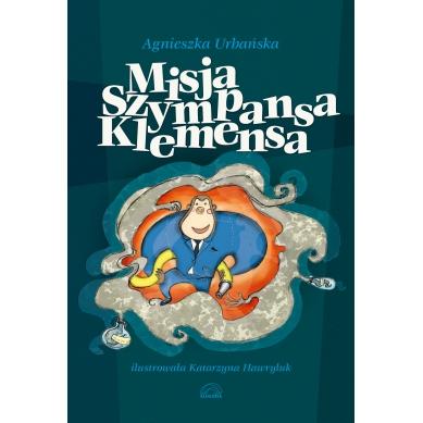 Wydawnictwo Alegoria - Misja Szympansa Klemensa