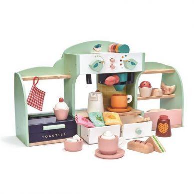 Tender Leaf Toys - Drewniana Kawiarenka Bird's Nest 3+