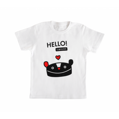 Lullalove -  Koszulka Słodziaka MRB 5-6 lat