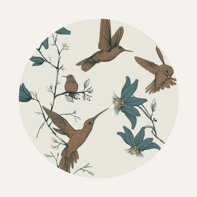 Everleigh & Me - Mata Podłogowa Humming Bird