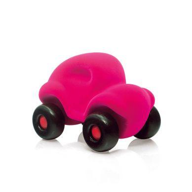 Rubbabu - Samochód Sensoryczny Różowy Mikro