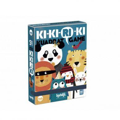 Londji - Gra Karciana dla Dzieci KI-KI-RI-KI 3+