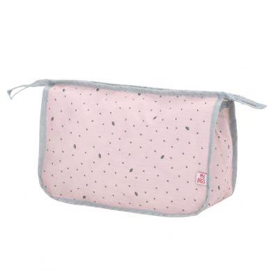My Bag's - Kosmetyczka Leaf Pink