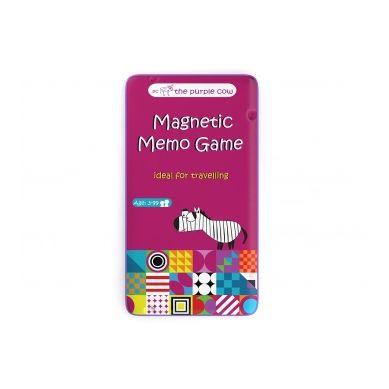 The Purple Cow - Gra Magnetyczna Memo 3+