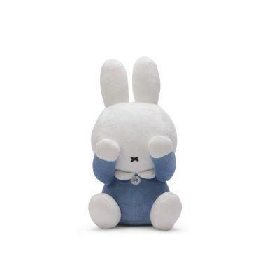 Tiamo - Przytylanka Miffy Peek a Boo Blue