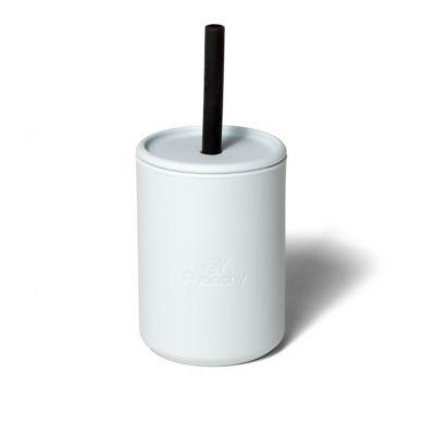Avanchy - LeaPetite Silikonowy Kubeczek dla Dziecka 6m+ Gray