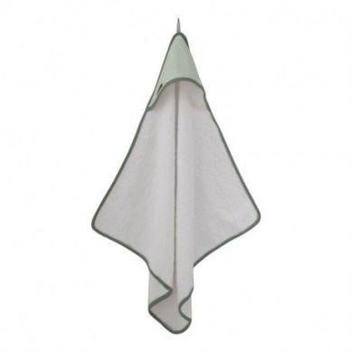 Little Dutch - Bawełniany Ręcznik Little Stars Mint