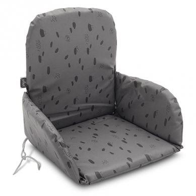 Jollein - Poduszka Stabilizująca do Krzesełek do Karmienia Spot Stom Grey