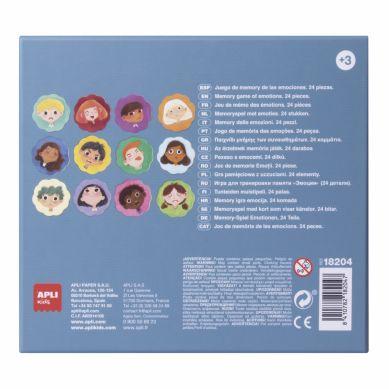 Apli Kids - Gra Memory Expressions Emocje 3+