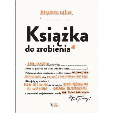 Wydawnictwo Dwie Siostry - Książeczka do Zrobienia