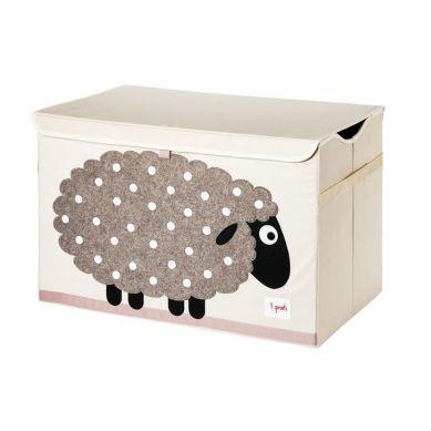 3 Sprouts - Pudełko Zamykane Owca