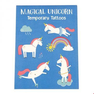 Rex - Zestaw Tatuaży Magical Unicorn