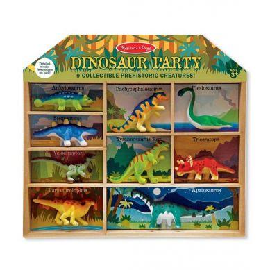 Melissa & Doug - Zestaw Figurek Dinosaur