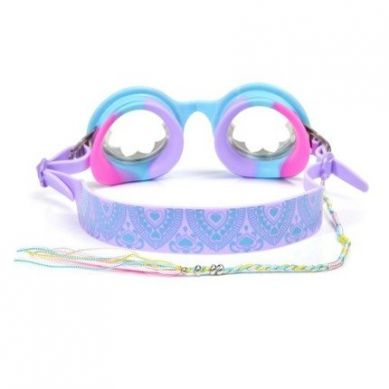 Bling2O - Okulary do Pływania Henna Niebieskie 5+