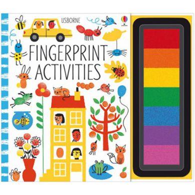 Wydawnictwo Usborne Publishing - Fingerprint Activities