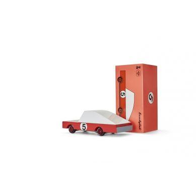 Candylab - Drewniany Samochód Red Racer