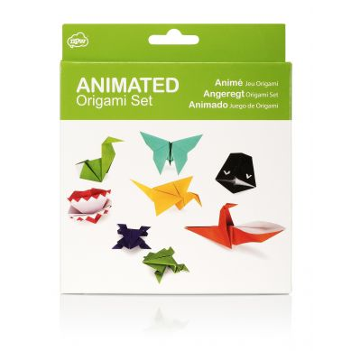 NPW ROW - Zestaw Origami Animated