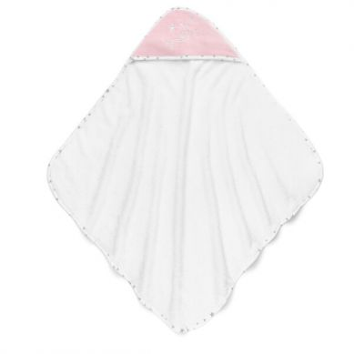 ColorStories - Ręcznik Kąpielowy z Kapturem Tendertouch Rose