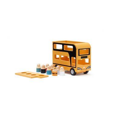 Kids Concept - Autobus Piętrowy Aiden 2+