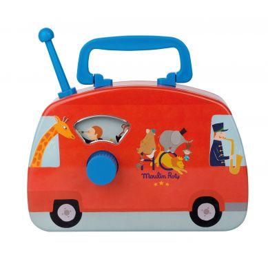 Moulin Roty - Muzyczny Autobus Cyrk