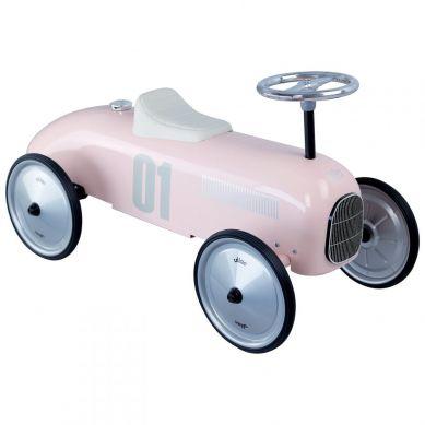 Vilac - Jeździk Metalowy Light Pink Vintage