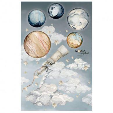 Dekornik - Naklejki Niebo Galileusza / Magic Is Everywhere M