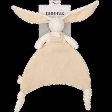 Moonie - Króliczek DouDou Cream 0m+