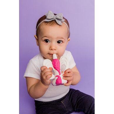 Baby Banana - Szczoteczka Treningowa Jednorożec