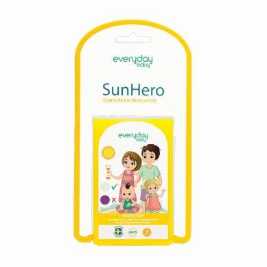 Everyday Baby - Wskaźnik Słoneczny SunHero 24szt