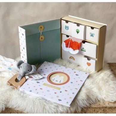 Petit Collage -  Pudełko Wspomnień