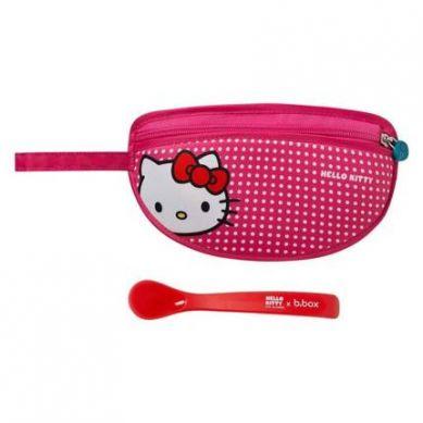 B. Box - Śliniak dla Niemowlaka w Saszetce Hello Kitty Pop Star